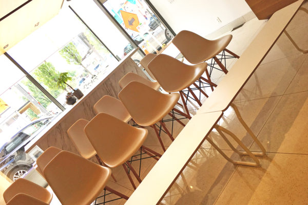Lounge - Event Setup