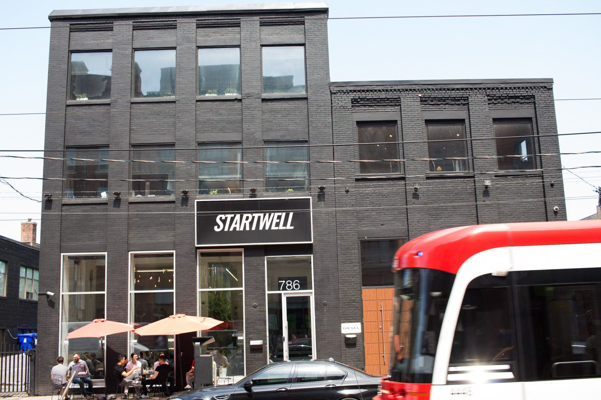 StartWell - A Coworking Campus in downtown Toronto with meeting, event and studio space