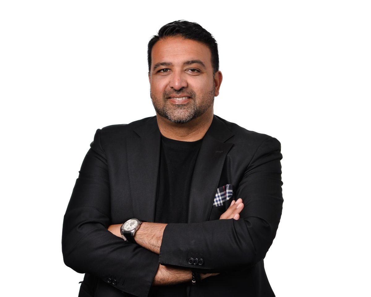 Arif Hirani, Wysdom.AI