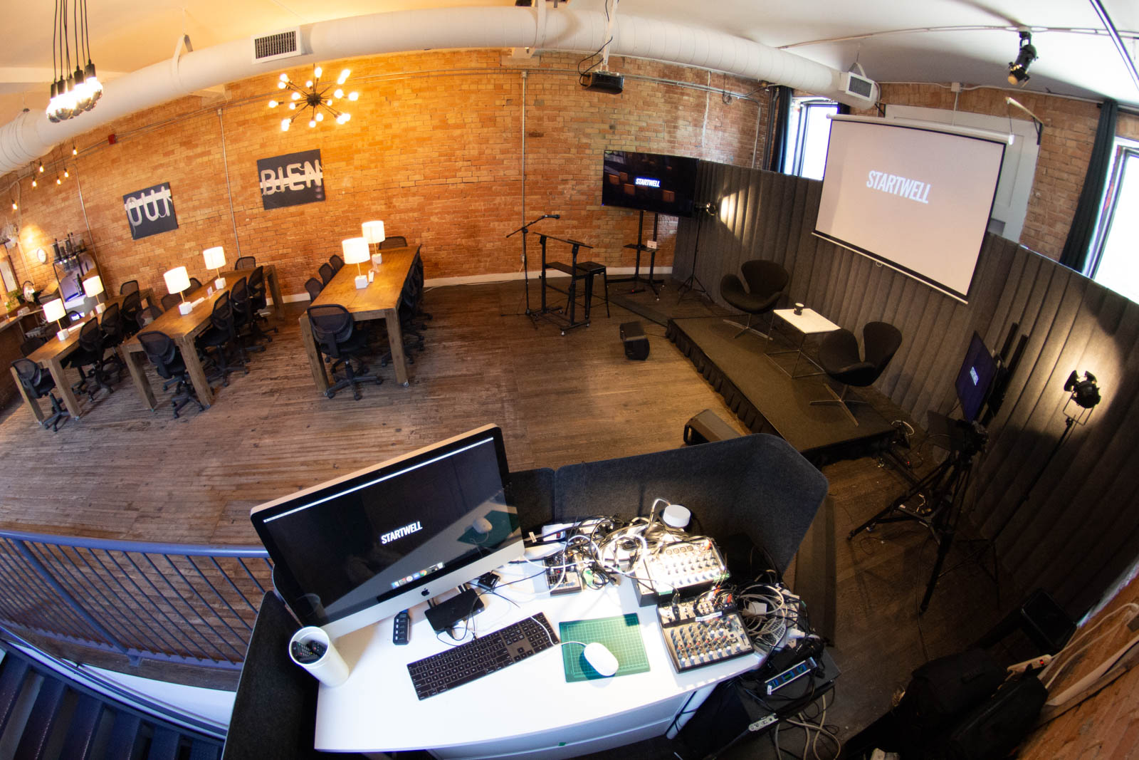 The Event Studio at StartWell