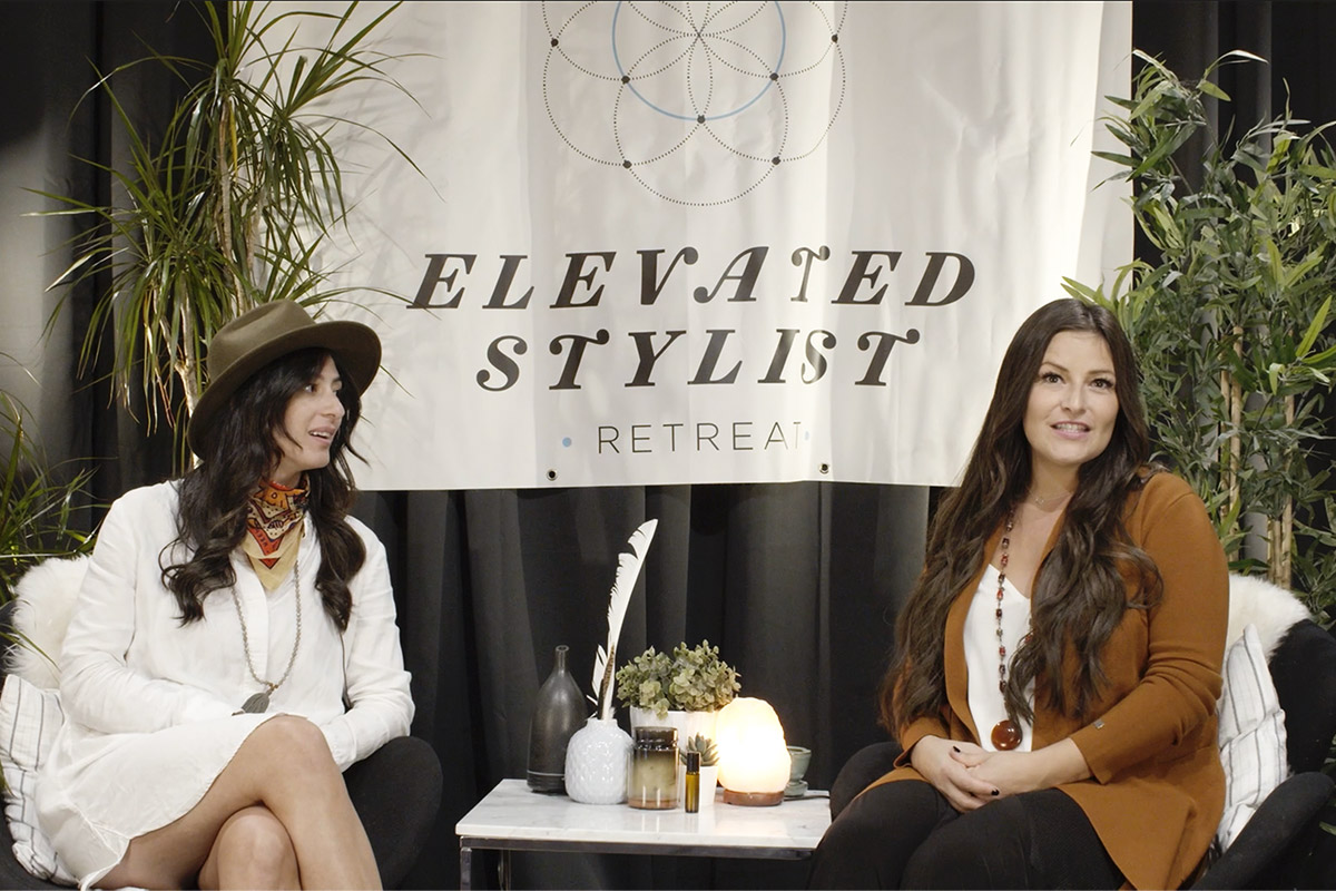 The 2020 Elevated Stylist Retreat broadcasting from StartWell