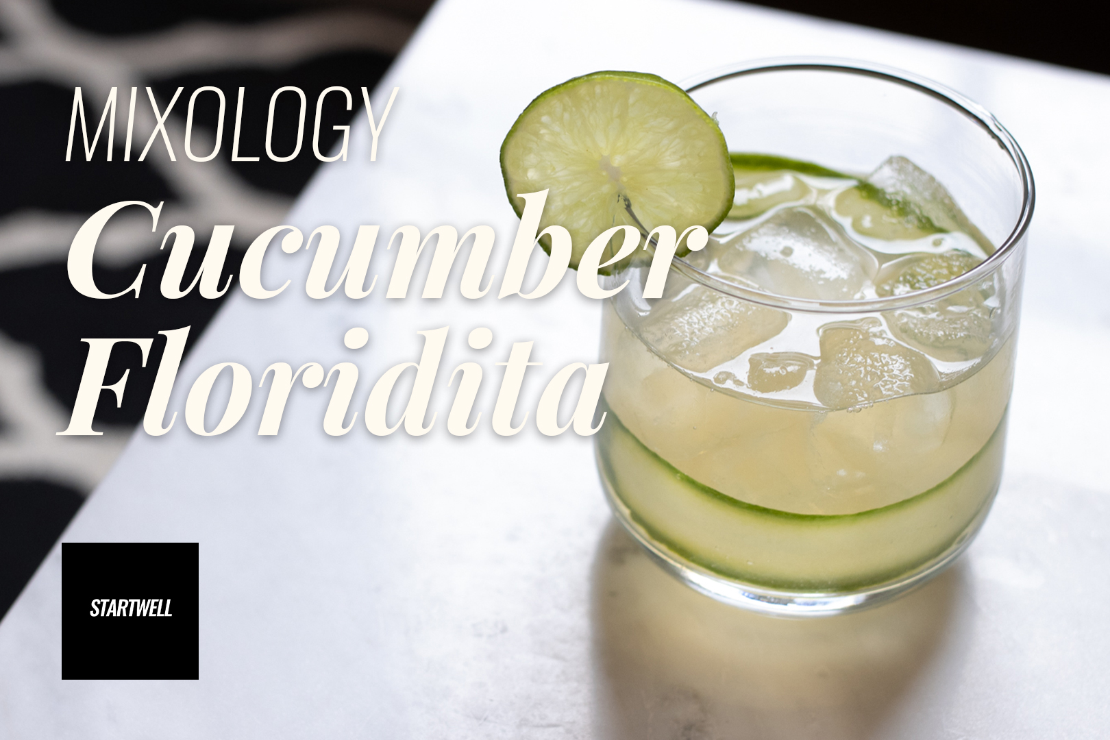 Mixology from StartWell - Cucumber Floridita