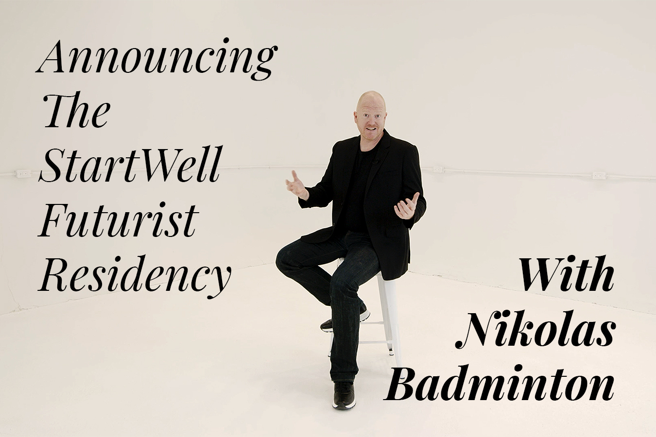 Announcing the StartWell Futurist Residency Program