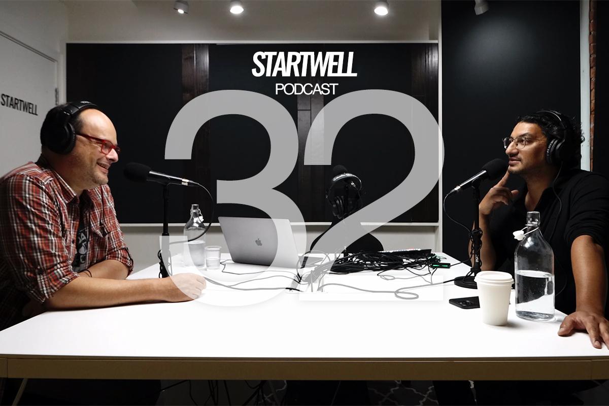 Len Senater on the StartWell Podcast